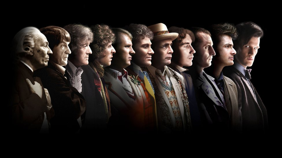 doctor who through the ages   all twelve doctors   cbbc
