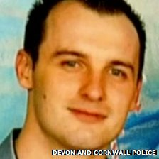 Marek Wojiechowski. Pic: Devon and Cornwall Police