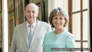Duke and Duchess of Devonshire. Pic: Chatsworth House Trust