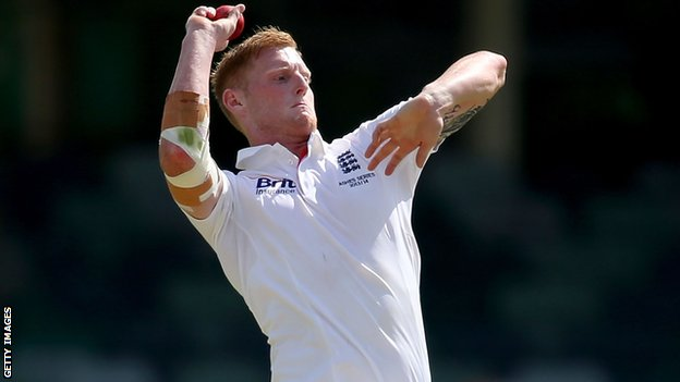 Durham and England all-rounder Ben Stokes