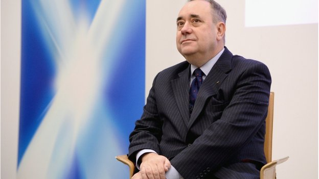 Alex Salmond promises policies matched to the