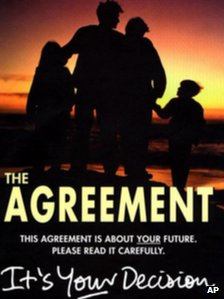 Good Friday Agreement cover