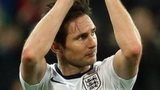 England and Chelsea player Frank Lampard