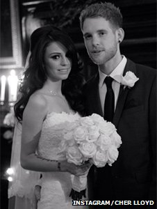 Cher Lloyd and Craig Monk