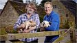 Nigel Slater and Adam Henson