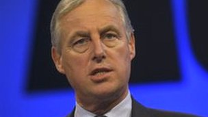 Conservative MP Tim Yeo