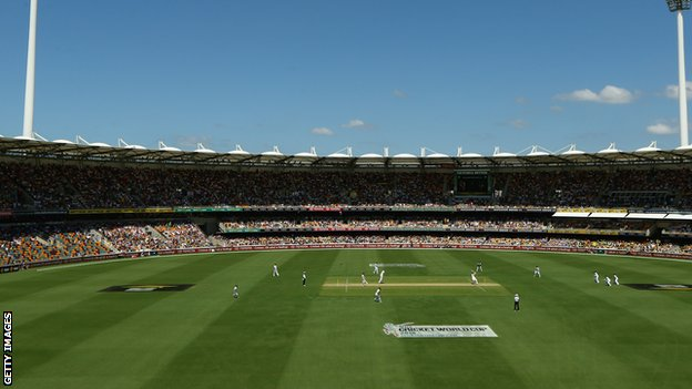 The Gabba, Brisbane