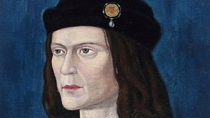 Richard III - portrait