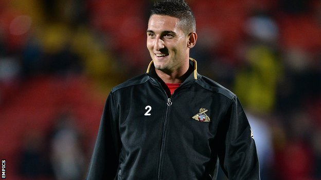 Man Utd striker Federico Macheda returns to Doncaster on loan