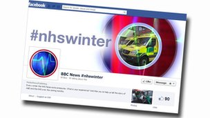 BBC Winter Facebook page