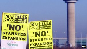 Stop Stansted Expansion campaign