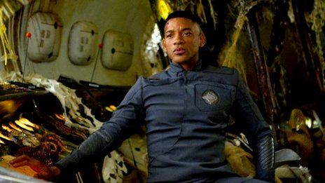 Will Smith in After Earth