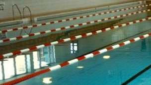Generic picture of a swimming pool