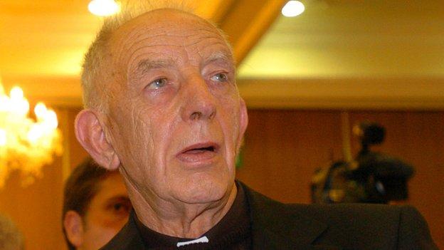 Fr Alec Reid