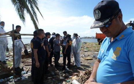 Tacloban workers