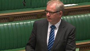 Tom Harris, Glasgow South MP
