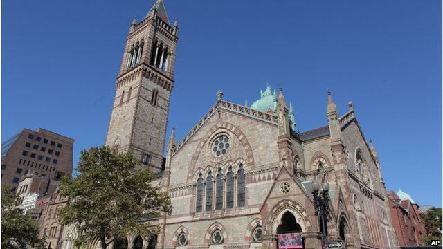 Old South Church, Boston