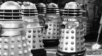 Daleks in 1964