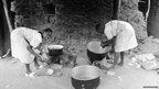 Kumi Township Primary School Kitchen Uganda, 2010 by Cordelia Weedon