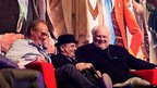 Peter Davison, Sylvester McCoy and Colin Baker
