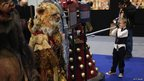 Fan meets Dalek