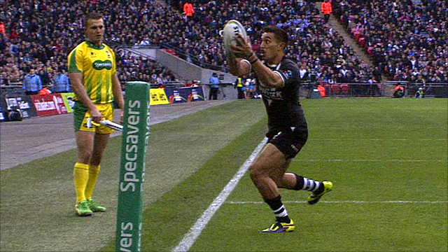 New Zealand's Dean Whare
