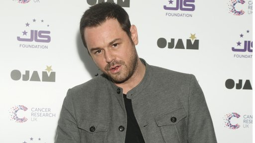 Danny Dyer says it's been a while since he was proud of a film