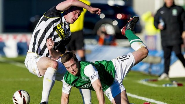 Highlights - St Mirren 0-0 Hibernian