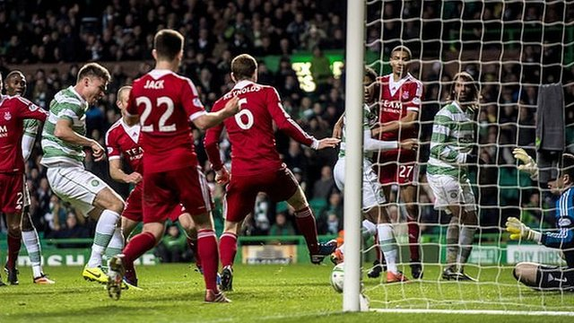 Highlights - Celtic 3-1 Aberdeen