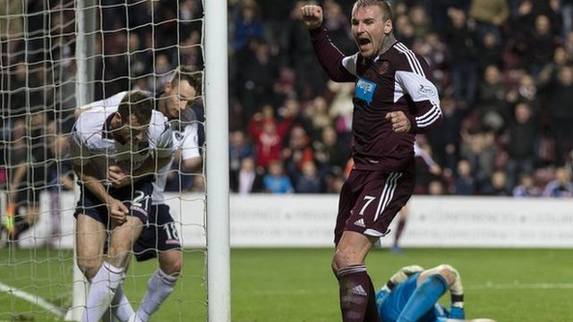 Highlights - Hearts 2-2 Ross Couty