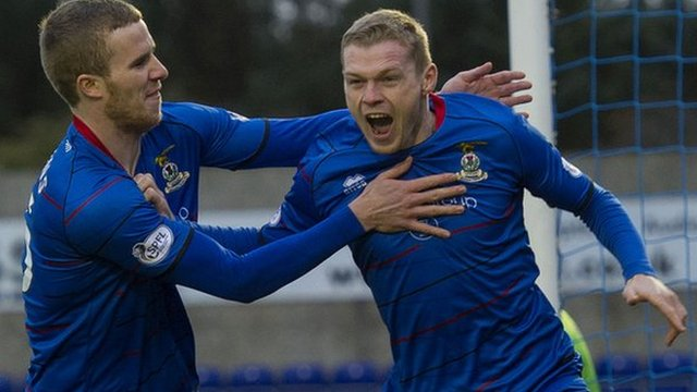 Highlights - Inverness CT 1-0 St Johnstone
