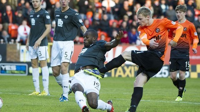Highlights - Dundee Utd 4-1 Partick Thistle