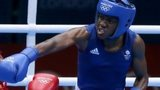 British and English London Olympics gold medallist Nicola Adams