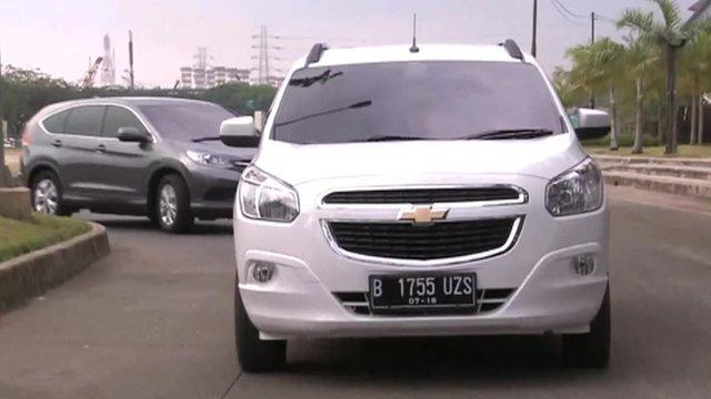 Car in Indonesia