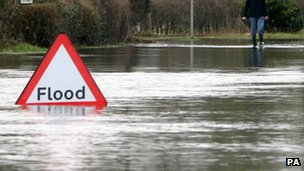 Flooding 2012