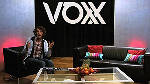 Voxx on Estuary TV