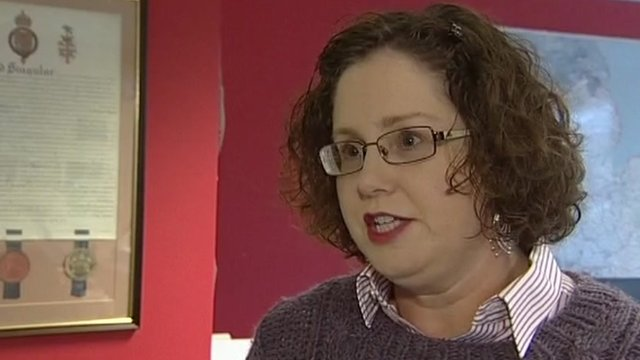 Karen Webb, Royal College of Nursing regional director