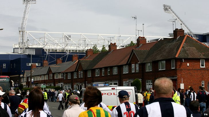 The Hawthorns