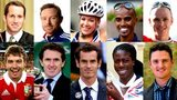 BBC Sports Personality 2013 contenders