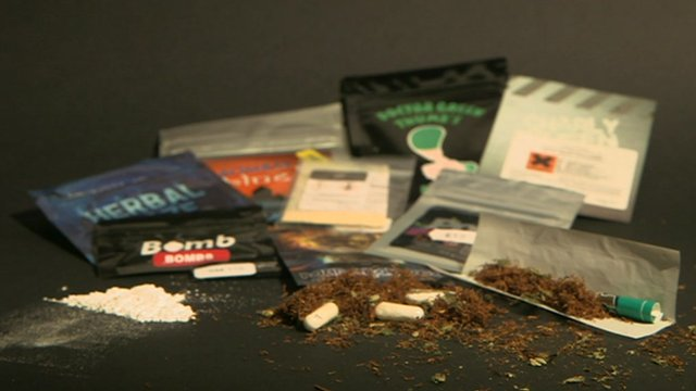 Lincolnshire Police cracks down on legal highs