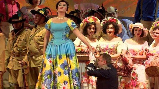 Opera in Kiev