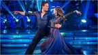Brendan Cole and Sophie Ellis-Bextor
