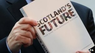 Scotland's Future White Paper