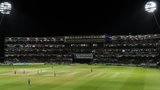 Edgbaston under lights