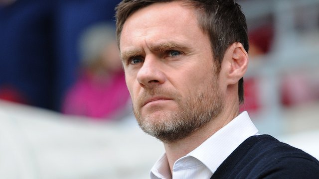 Fleetwood manager Graham Alexander