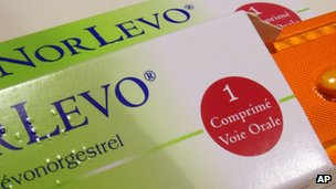 BBC News - Morning-after contraceptive pill 'fails in obese'