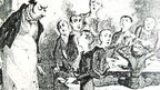Oliver Twist sketch