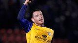 Preston striker Joe Garner
