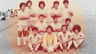 Tuvalu 1979 South Pacific Games squad
