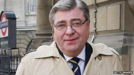 Alan Crickmore